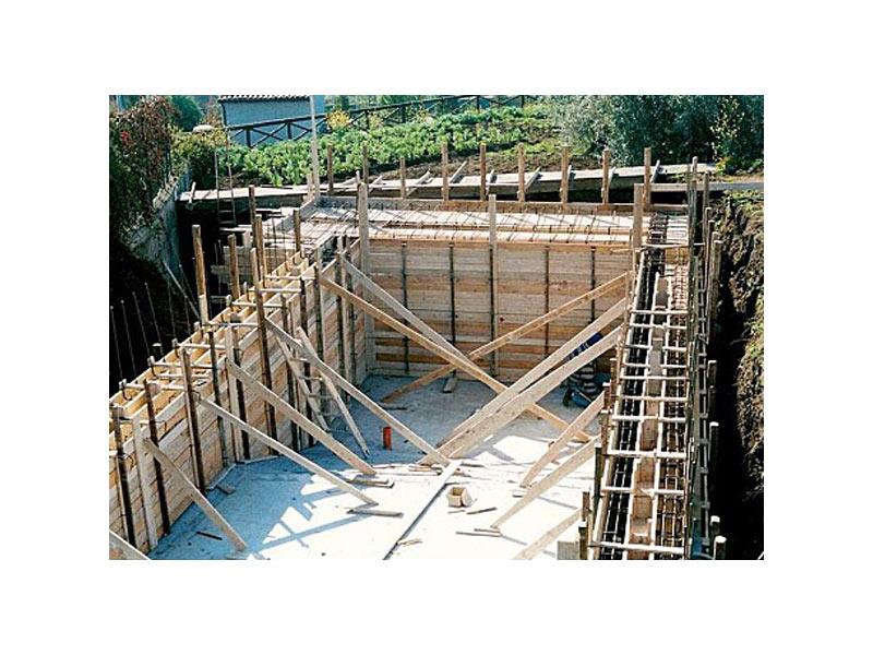 Preventivo Muro Cemento Armato.Costruzione Muri In Cemento Armato A Roma Prezzi E Preventivi