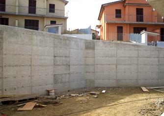 Muro In Cemento Armato Prezzo.Costruzione Muri In Cemento Armato A Roma Prezzi E Preventivi