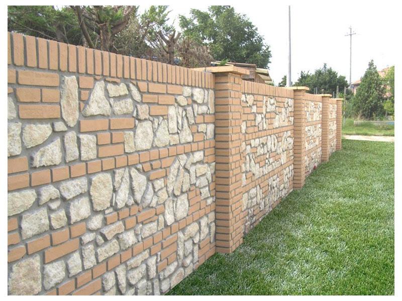 Costruzione muri di recinzione a roma prezzi e preventivi - Recinzione casa prezzi ...