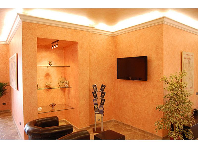 Pittura terra fiorentina prezzo - Pitture particolari per interni decorazioni ...