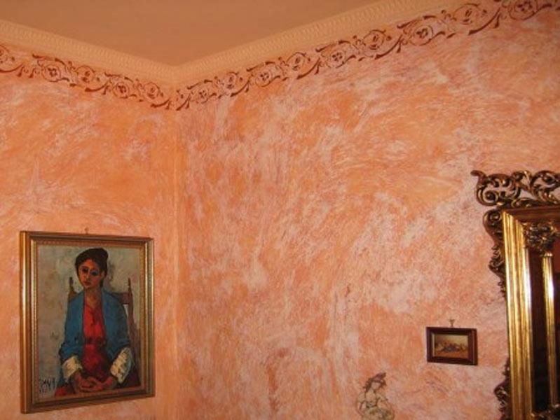 Pitture particolari per interni decorazioni pitture per for Pitture murali interni