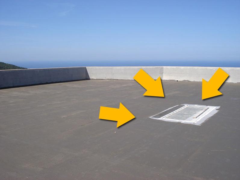 Mobili lavelli pendenza massetto terrazza for Mobili terrazza